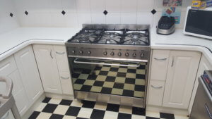 Smeg Oven - in Child Care Kitchen