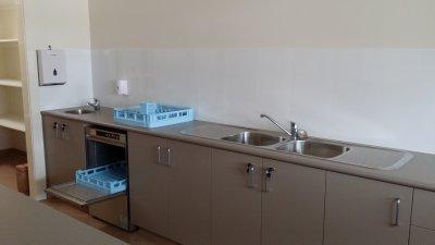 Hobart 502 Dishwasher