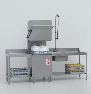Norris IM7 Pass Through dishwasher